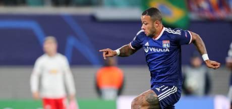 Memphis Depay terug in selectie Lyon