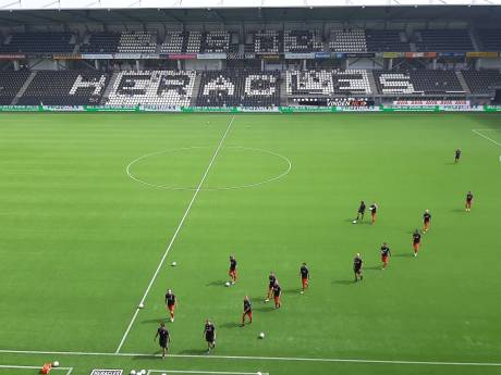 GA Eagles blijft vrij eenvoudig overeind in Overijsselse derby tegen Heracles