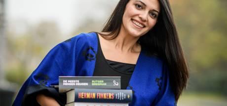 Ambassadrice voor het lezen, Handan Ekizkuyu uit Almelo: Een klein Turks meisje dat verslingerd raakte aan boeken