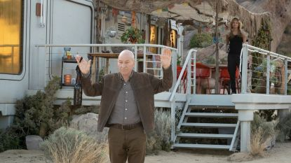 """Patrick Stewart: """"Wereld van nu vraagt om nieuwe serie 'Star Trek'"""""""