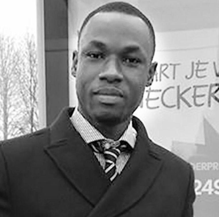 Augustine Nyantakyi Beeld -