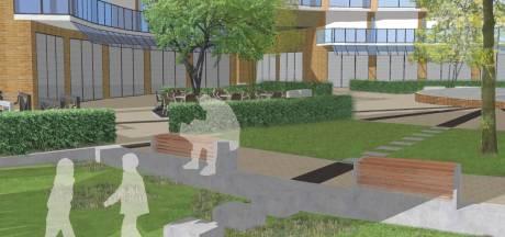 Vernieuwd winkelcentrum Heksenwiel gaat groener worden