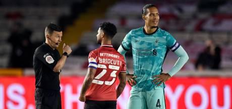 Liverpool haalt uit in Carabao Cup, debutant Delap (17) scoort voor Manchester City
