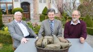 Varkenskwekers schenken bronzen monument als herinnering aan verdwenen biggenmarkt