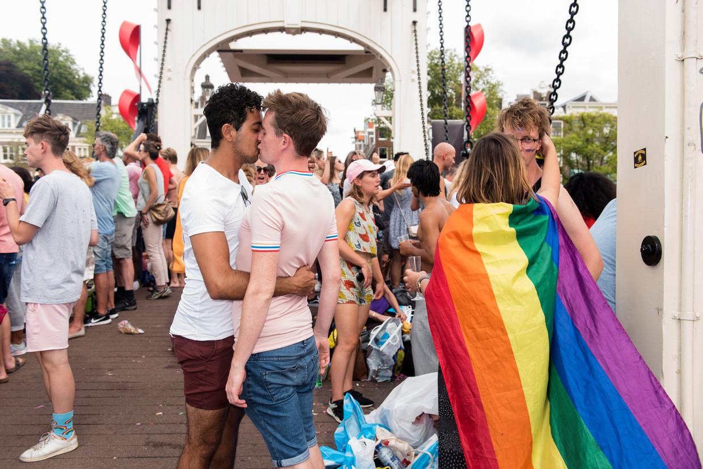 Amsterdam Gay Pride 2018.