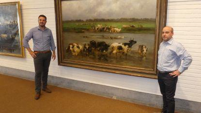 Mudel breidt collectie uit met bekend schilderij van Xavier De Cock