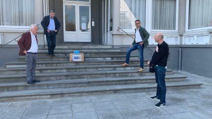 Rotary Zeebrugge-Oosthoek schenkt 3.000 mondmaskers én 2.500 euro aan zorgverstrekkers
