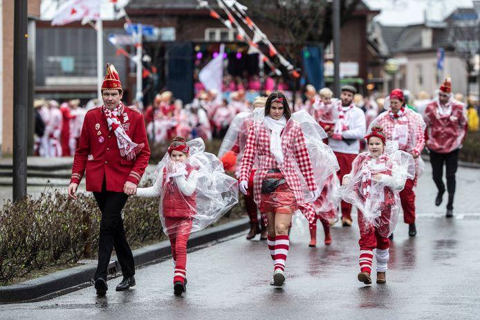 Geen carnaval, dus ook geen optocht in Silvolde volgend voorjaar.