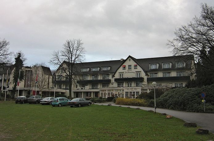 Hotel De Bilderberg, wo 1954 die erste Konferenz stattfand.