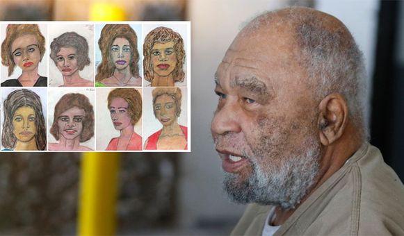 Samuel Little maakte schetsen van zijn slachtoffers. De FBI hoopt op basis van de tekeningen de vrouwen te kunnen identificeren.