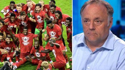 """Marc Van Ranst uit kritiek op beelden na bekerfinale: """"Voor sommige beroepen gelden andere regels"""""""