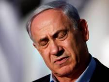 Israëlische premier Netanyahu officieel aangeklaagd om corruptie