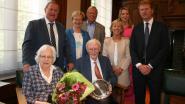 Jos en Maria delen al zeventig jaar lang lief en leed