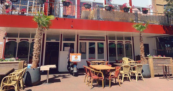 King Restaurant Grill in Apeldoorn.