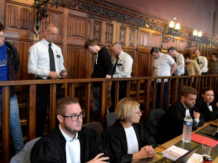 Procès Valentin: Alexandre Hart et Belinda Donnay condamnés à perpétuité