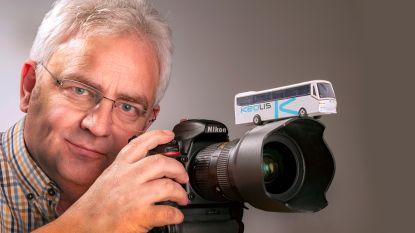 """Kurt kreeg meerdere internationale prijzen als fotograaf, maar wordt nu buschauffeur: """"Concurrentie van de smartphone is moordend"""""""