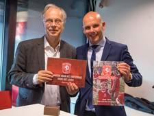 Drees Kroes (75), Mister Scoren in de Wijk, is erelid van FC Twente