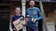 """Nieuw biertje Claudette eert boegbeeld van eetcafé Petit Paris: """"Uniek, met IJslands gerookt zout in"""""""