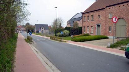 Werken aan elektriciteitscabine Dassenstraat-Parkstraat