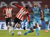 Clubwatcher Elfrink: 'PSV-Sparta zal niet op mijn netvlies zal blijven staan'