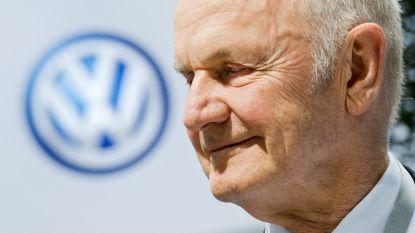 Ferdinand Piëch (82) maakte Volkswagen tot wereldmerk