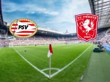 PSV moet tegen Twente de neerwaartse spiraal stoppen
