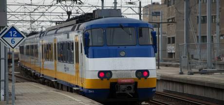 Vandaag minder sprinters tussen Boxtel en Eindhoven door herstelwerk