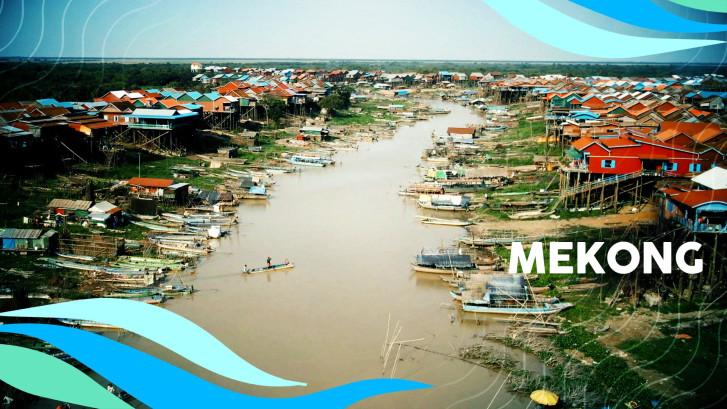 Vietnam: 'Mekong-dammen stelen land én voedsel van inwoners'