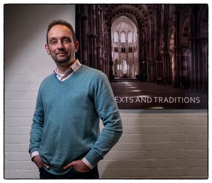 Ruard Ganzevoort is decaan van de religiefaculteit van de VU in Amsterdam.