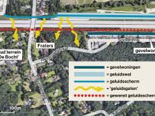 RIVM: geluidssituatie aan Tilburgseweg is 'zeer slecht'