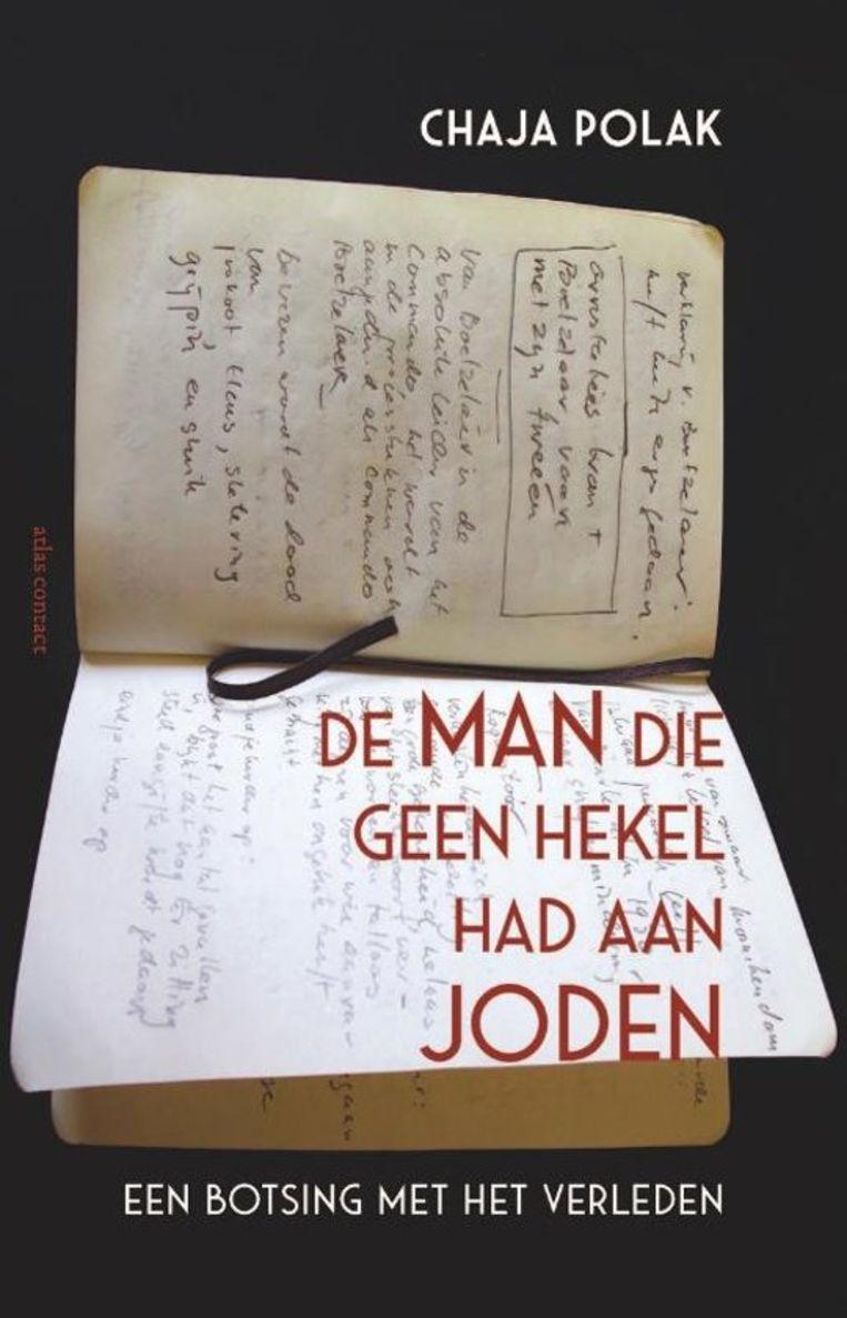 Omslag 'De man die geen hekel had aan joden' Beeld TR BEELD