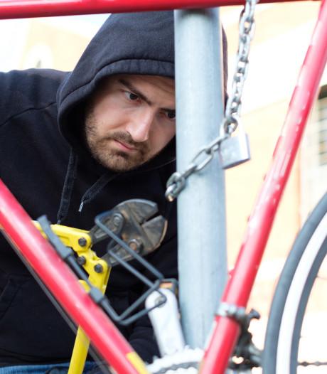 Ossenaar op gestolen fiets krijgt politie niet afgeschud
