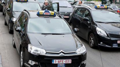 Taximaatschappijen hebben topdag door staking