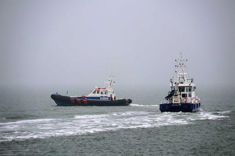 Twee van de drie sportvissers zijn dood teruggevonden. De KNRM blijft intussen zoeken naar de laatste vermiste sportvisser.