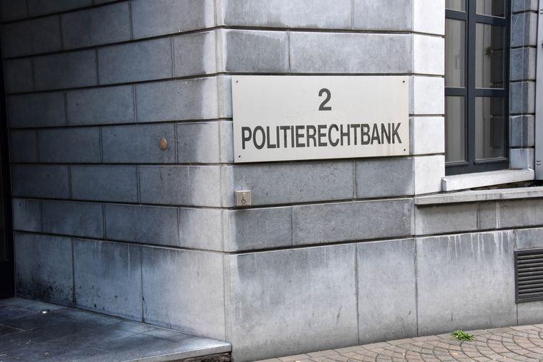 Politierechtbank Turnhout.