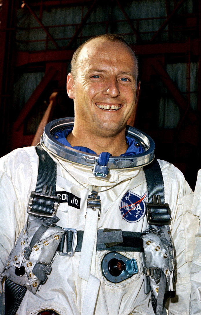 Pete Conrad, de derde mens op de maan