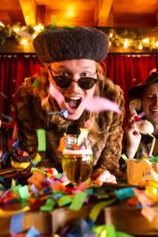 Iedereen zong deze carnaval mee met De Kapotte Kachels: 'Het was spectaculair'