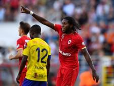L'Antwerp bat Saint-Trond et rejoint le Standard à un point de Bruges et de Malines
