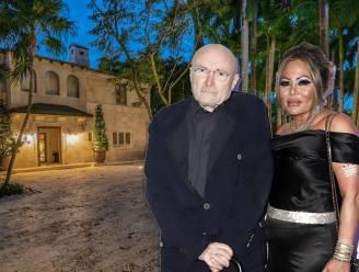 BINNENKIJKEN. Op straat gezette ex van Phil Collins neemt wraak en verkoopt zijn spullen aan dumpingprijzen