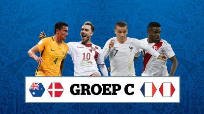 'Socceroo' die zich bij select WK-kransje kan voegen en cocaïnespits die er op vraag van vijandige aanvoerders tóch bij is: dit is wat groep C straks te bieden heeft