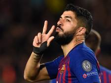 Suárez zorgt voor 500ste goal Barcelona in de Champions League