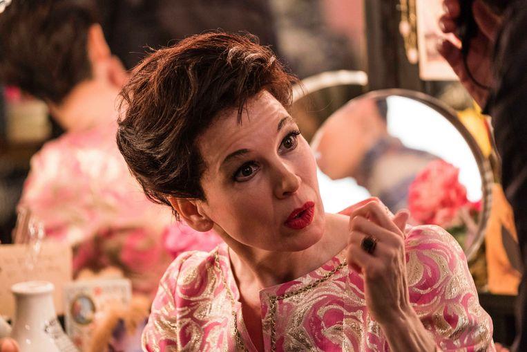 Renée Zellweger als Judy Garland.