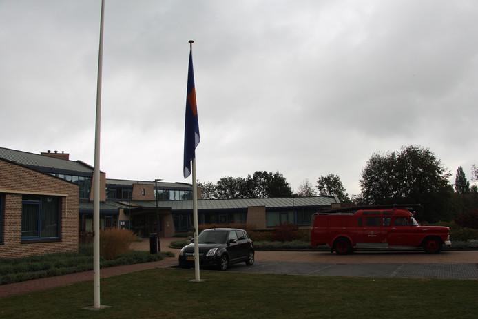 Geen regenboogvlag bij het gemeentehuis van Berkelland