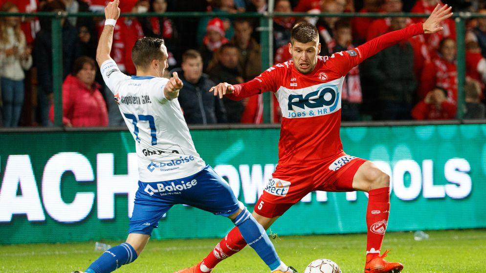 AA Gent weet ook in Kortrijk nauwelijks doelgevaar af te dwingen
