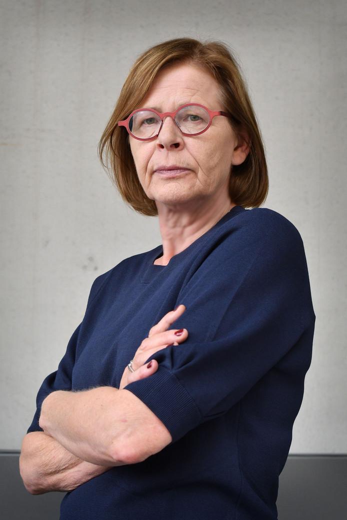 Anja Kruise verslaggeefster Tubantia