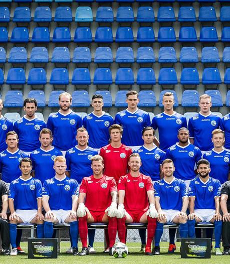 Live: FC Den Bosch - Jong AZ