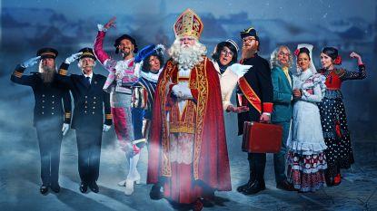 'Dag Sinterklaas' is helemaal terug: ontdek hier de eerste beelden van de gloednieuwe reeks