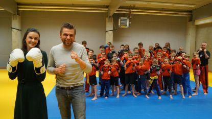 """Kickboksclub Kick-West lanceert als eerste in West-Vlaanderen een G-jeugdwerking: """"We focussen op de mogelijkheden van de jongeren, niet op de beperkingen"""""""