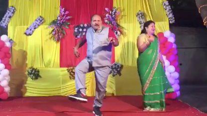 Dansen voor gevorderden: deze Indische man toont hoe het moet