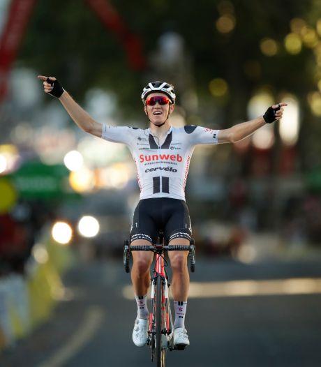 Soren Kragh Andersen surprend les sprinteurs et les Belges à Lyon
